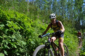 Rally4 The Cycle Effect at XTERRA Mountain Champs