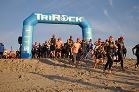 Race2Rebuild Named Official Charity Partner of TriRock Asbury Park Triathlon