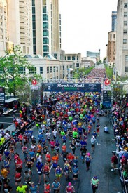 Rock 'n' Roll Marathon Provides Big Boost for Raleigh Economy