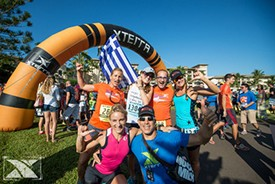 T S Restaurants Blazing Trails with XTERRA Partnership