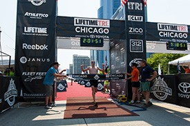 Stage Set for 32nd Annual Transamerica® Chicago Triathlon August 23-24th