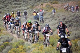 Stage Set for Iconic Leadville 100 Mountain Bike 'Race Across the Sky' on Saturday, August 9th