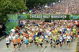 Chicago Half Marathon and Hyundai Hope on Wheels 5k Set for Sunday, Sept. 7