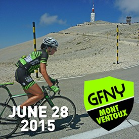 Gran Fondo New York announces GFNY Mont Ventoux to be held on June 28, 2015