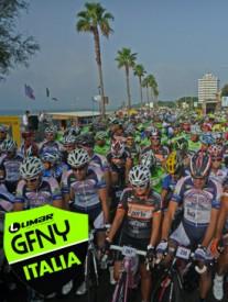 Limar GFNY Italia opened the GFNY World season on September 21, 2014 with great success