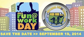 Reminder: Celebrate 9th Annual RUN@WORK Day and 3rd Annual RUN@School Day with the RRCA