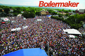 Boilermaker Road Race Selects RunSignUp for 2015 Online Registration