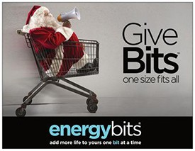 ENERGYbits® Fuels Athletes and Holidays