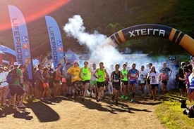 Smyth, Mattox win XTERRA Trail Run World Championship