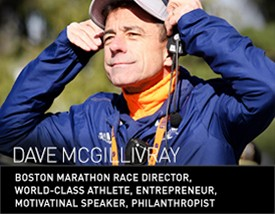 The Louisiana Marathon announces Dave McGillivray as the Keynote Speaker of the 2015 Pastalaya Dinner