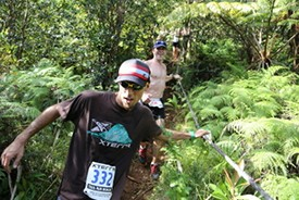 Paul Mitchell XTERRA Trail Run Worlds this Sunday