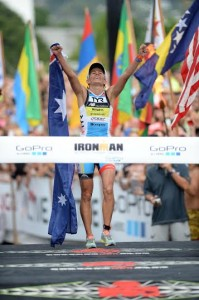 Reigning IRONMAN World Champion Mirinda Carfrae  to Race in Melbourne