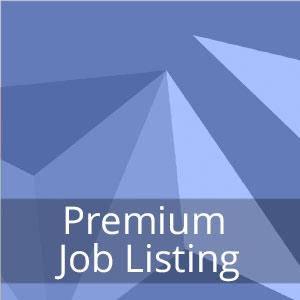 Premium Job Listing