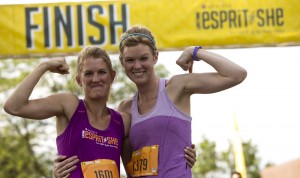 Gildan Named Title Sponsor of 2015 Life Time Esprit de She – The Spirit of Her Race Series