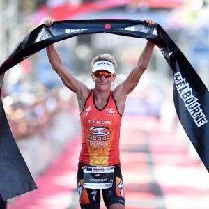 Hauschildt And Symonds Punch Ticket To Kona With Dramatic Wins At 2015 IRONMAN Asia-Pacifc Championship Melbourne