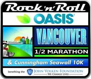 Rock 'n' Roll Oasis Vancouver Moves Cunningham Seawall 10k to Saturday to Offer Two Days of Running