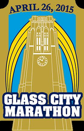 2015 Glass City Marathon Brings Joy to the Race