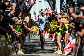 IRONMAN Celebrates Germany's Jan Frodeno and Switzerland's Daniela Ryf On Their IRONMAN 70.3 World Championship Titles