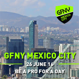 Inaugural GFNY Mexico City to be held on June 26, 2016 on fully closed roads