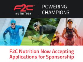 F2C Nutrition Inc. Opens Up Sponsorship Opportunities