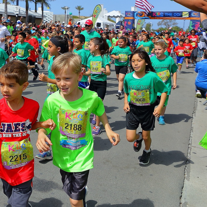 Kids Run the OC! - OC fair grounds, Costa Mesa, California - Rated based on 29 Reviews