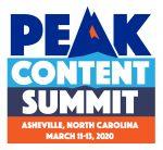 Outdoor-focused content marketing strategies debut at Peak Content Summit